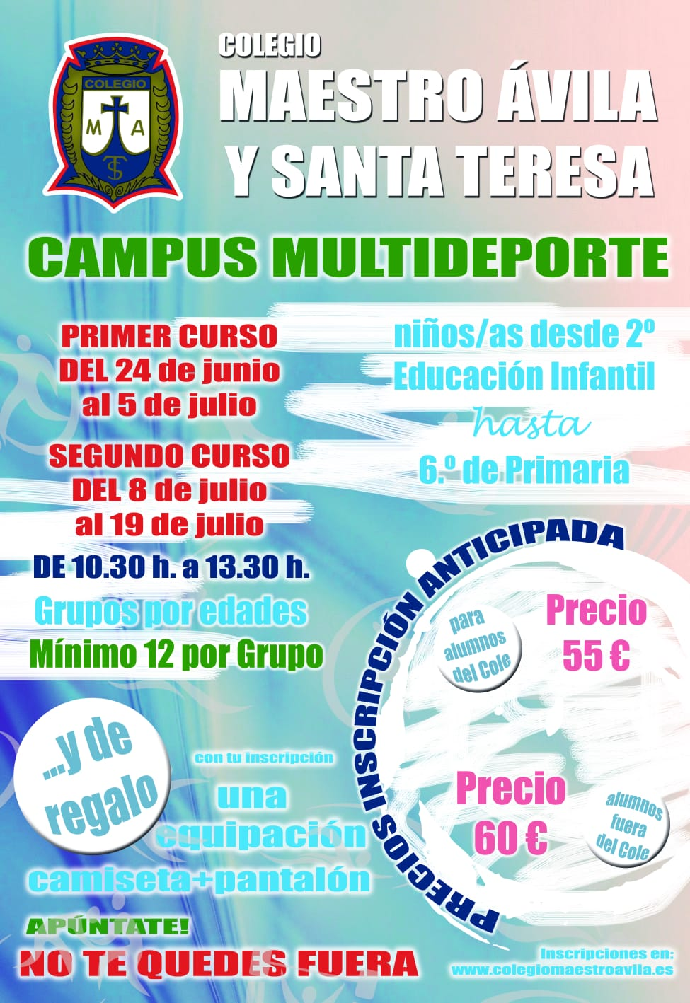 Campus multideporte2019